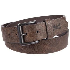 New! Levi's Genuine Leather Belt Embossed Logo
